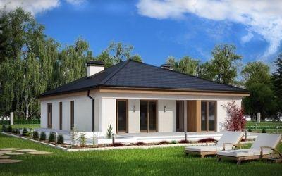 какой дом лучше одноэтажный или двухэтажный фото